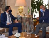 أبو الغيط يستعرض تطورات القضية الفلسطينية مع وزير الخارجية القبرصي