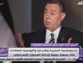 سفير فلسطين بالقاهرة: زيارة الوفد الأمنى المصري لتثبيت وقف إطلاق النار وإصلاح الوضع بغزة