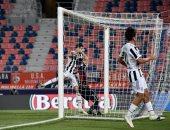 بولونيا ضد يوفنتوس.. موراتا يضيف الثاني له والرابع لليوفي 0-4