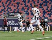 ملخص وأهداف مباراة بولونيا ضد يوفنتوس 1-4 في الدوري الإيطالي