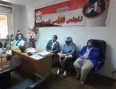 """""""القومى للمرأة"""" بالإسكندرية يطلق حملة لحث السيدات على تلقى لقاح كورونا"""