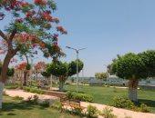 كورنيش المنيا يتزين بالمواطنين بعد إعادة افتتاحه والانتهاء من تطويره ..لايف وصور