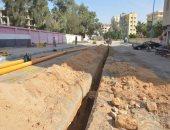 مد خطوط الغاز فى 3 قرى وإحلال وتجديد خطوط المياه بـ15 قرية بالدقهلية