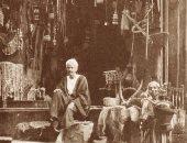 100 صورة عالمية.. خان الخليلى فى بدايات القرن العشرين