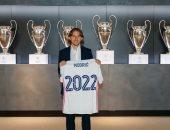 أهم أرقام لوكا مودريتش بعد التجديد مع ريال مدريد