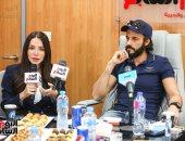 """إنجى علاء مؤلفة """"كوفيد 25"""" ترد على فكرة الشامبو التى أثارت الجدل بنهاية المسلسل"""