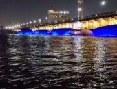 """""""إيه الجمال ده."""". القعدة تحت الكوبرى فى مصر متعة ليلاً (فيديو)"""