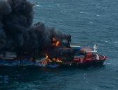 مسئولة أممية: السفينة الغارقة قبالة سواحل سريلانكا تسببت فى ضرر كبير للكوكب
