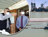 رئيس قناة السويس: لن نقبل تخفيض التعويض من السفينة البنمية أكثر من 40%