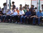 لجنة الزمالك تهنئ فريق الطائرة بعد التتويج بكأس مصر