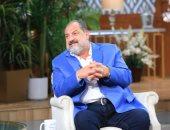 خالد الصاوى ضيف رامى رضوان فى برنامج مساء DMC غدا