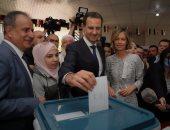 بشار الأسد بعد فوزه بالانتخابات الرئاسية: ثورة ضد الإرهاب والخيانة والانحطاط