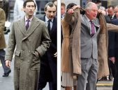 الأمير تشارلز يعيد تدوير ملابسه وأحذيته القديمة.. لابس بالطو عمره 35 سنة