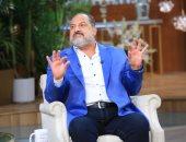 خالد الصاوى لـ منى الشاذلى: أخطائى هددت نجوميتى وسرعان ما غيرت من نفسى