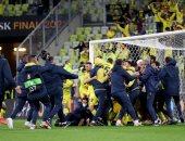 فياريال يتوج بلقب الدوري الأوروبي للمرة الأولى على حساب مانشستر يونايتد
