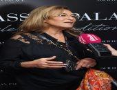 تكريم نزهة الركراكى والدة سعد لمجرد بالمغرب بعد اختفاء 3 سنوات