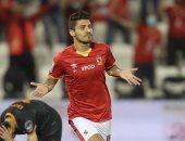 """محمد شريف بعد تألقه في مباراة الترجي: """"العاشرة يا أهلى"""""""