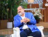 خالد الصاوى: زوجة خالد صالح كانت أم الشلة العاقلة رغم أنها تصغرنى بعام