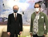 سفير اليابان فى مصر يشيد بزيارته لمتحف فاروق حسنى: شعرت بالسعادة لمجرد وجودى