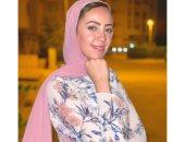 برة الملعب.. أميرة محمد لاعبة الطائرة: هوايتى الرسم وبحب هنا الزاهد