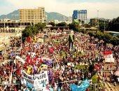 مؤيدون للرئيس البرازيلي يتظاهرون ضد نظام الاقتراع الإلكتروني الحالي