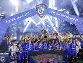 الهلال زعيم بطولات الأندية السعودية بـ17 بطولة فى العقد الأخير