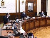 مجلس الوزراء يوافق على الاتفاق الموقع بين مصر وفرنسا لتنفيذ مشروعات ذات أولوية
