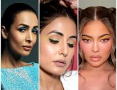 5 أفكار مكياج عيون ساحرة على طريقة المشاهير.. ألوان مشرقة ورسمات جريئة