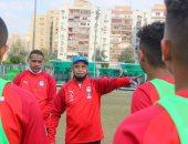 محمود جابر يعلن تشكيل منتخب الشباب أمام موريتانيا بكأس العرب