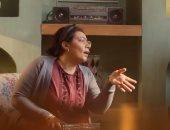 """إيمان السيد تسترجع كواليس مشاركتها عادل إمام فى """"زهايمر"""" لـ""""الراديو بيضحك"""""""