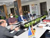 محافظ أسوان لأعضاء البرلمان: 192 مشروعا لتطوير 31 قرية رئيسية