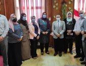 صحة كفر الشيخ: متابعة حالات العزل المنزلى وحملات توعية للوقاية من كورونا