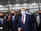 وزير القوى العاملة يفتتح أول حضانة دولية لأبناء العاملين بمصنع بالإسماعيلية