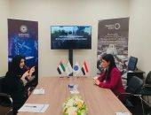 الدكتورة رانيا المشاط تبحث مع نظيرتها الإماراتية تفعيل اللجنة المشتركة وتعزيز العلاقات