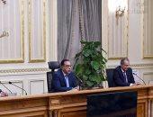 مؤتمر صحفى لرئيس الوزراء ووزيرى التعليم والاتصالات بعد قليل .. صور