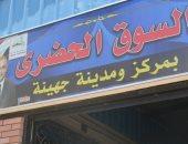 """نائب محافظ سوهاج يتفقد مشروعات مبادرة """"حياة كريمة"""" بمركز جهينة.. صور"""
