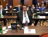 رئيس الجودو يشهد عمومية الاتحاد الدولى بالمجر