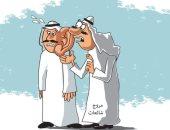 كاريكاتير اليوم.. احترس من مروجى الشائعات وخاصة الصحية