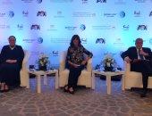وزيرتا الهجرة والصناعة تفتتحان ندوة حول سوق المال بمشاركة خبراء مصر بالخارج