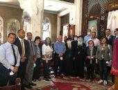 """مرثا محروس نائبة التنسيقية تطلق مبادرة """"اعرف تاريخ بلدك"""" لدعم السياحة الدينية"""