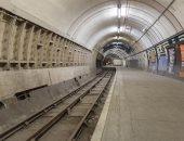 قطار وملاعب ودبابات.. كنوز لندن المختفية منذ الحرب العالمية الثانية..ألبوم صور