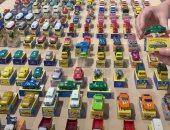 """بريطانى يبيع مجموعة سيارات """"لعبة"""" جمعها فى 30 عاما بمزاد بمبلغ ضخم.. صور"""