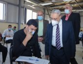 رئيس جامعة طنطا: حريصون على تطبيق الإجراءات الاحترازية بالامتحانات