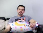 """هانى سلامة يكشف عن رأيه فى تقديم جزء ثان من فيلم """"السلم والثعبان"""".. فيديو"""