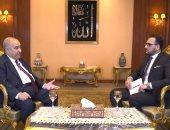 رئيس المحكمة الدستورية لـ تليفزيون اليوم السابع: العاصمة الإدارية إنجاز إعجازى