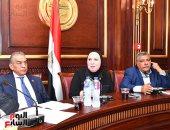 وزيرة الصناعة: نسعى للتعاون مع المجتمعات العمرانية بشأن الولاية على الأراضى الصناعية