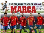 صحف إسبانيا: كورونا يضرب الماتدور قبل يورو 2020