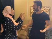 زينب عبداللاه تكتب: الموهبة وأشياء أخرى.. ذكاء تامر حسنى وإنسانيته نموذجًا