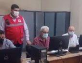 """""""123"""" خلال 24 ساعة.. شاهد كيف تتعامل غرفة الطوارئ لإنقاذ المصابين ونقل الضحايا ببنى سويف"""