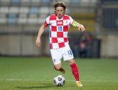 يورو 2020..غياب مودريتش عن تدريبات كرواتيا